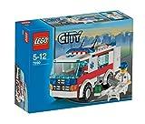 LEGO City 7890 - Ambulancia