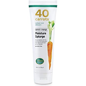 Amazon Com Organic Carrot Seed Oil Hydration Face Cream For Normal To Dry Skin 2 Fl Oz 60 Ml Beauty