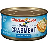 Chicken of the Sea Fancy Crab, 6 oz Cans (Pack of 12)