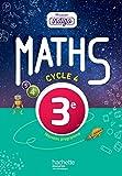 Mission Indigo mathématiques cycle 4 / 3e - Livre élève - éd. 2016 (French Edition)