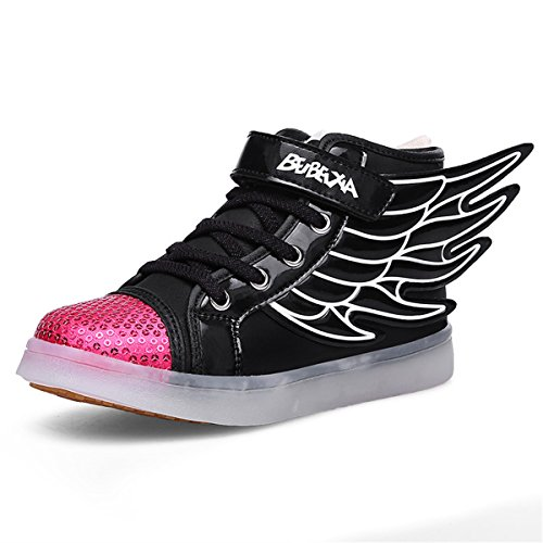 DoGeek Led Shoes,Led Light Up Shoes Female/Women with 7 Colors