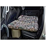 Pittman Outdoors - PPI CMO_TRKMAT AirBedz Rear Seat Air Mattress for Trucks and SUVs with Portable DC Air Pump, Realtree Camo