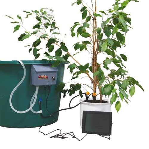 Solar Bewässerungssystem Pflanzenbewässerung