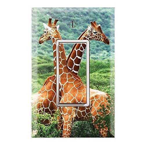 Giraffe - Single Rocker Cover