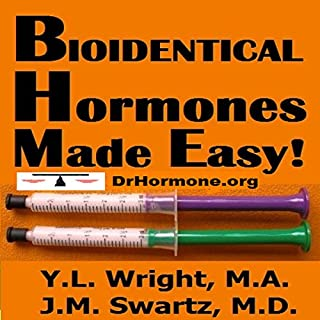 Bioidentical Hormones Made Easy cover art