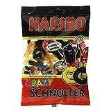 Haribo Crazy Schnuller, 200 g