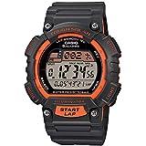 [カシオ] 腕時計 スポーツギア LAP MEMORY 120 ソーラー STL-S100H-4AJF グレー