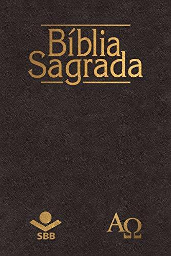Bíblia Sagrada - Almeida Revista e Corrigida 1969: Com notas de tradução e referências cruzadas