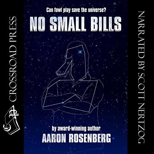 No Small Bills audiobook cover art