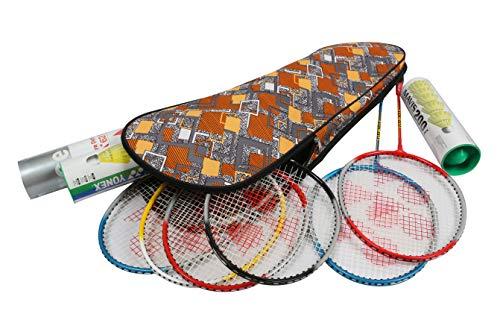 KD - Badminton-Schlägerhüllen in Orange
