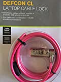 Defcon Cl portátil Cable Cierre con...