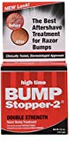 Roll over image to zoom in Bump Stopper-2 Razor Bump Treatment, Double Strength Formula