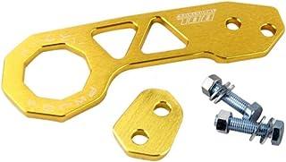 Mayyou Aluminium Track Racing Front Rear Bumper Car Zubehör Auto Trailer Ring Towing Tow Hook Kit Screw