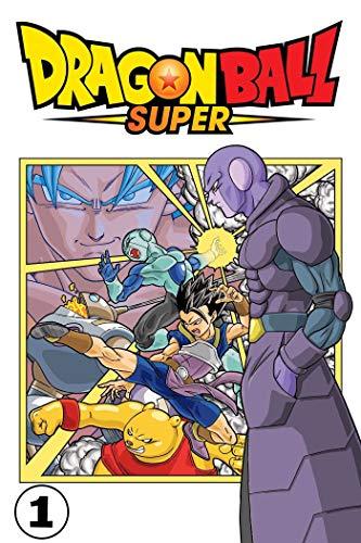 Fantasy manga full Volume 1: Dragon Ball Super manga (English Edition)