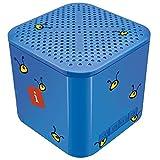 iBall Musi Kids - Wireless Mini Bluetooth Speakers for Kids (Dark Blue)