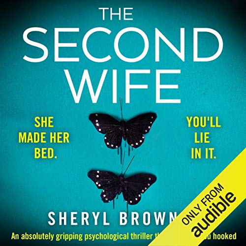 The Second Wife audiobook cover art