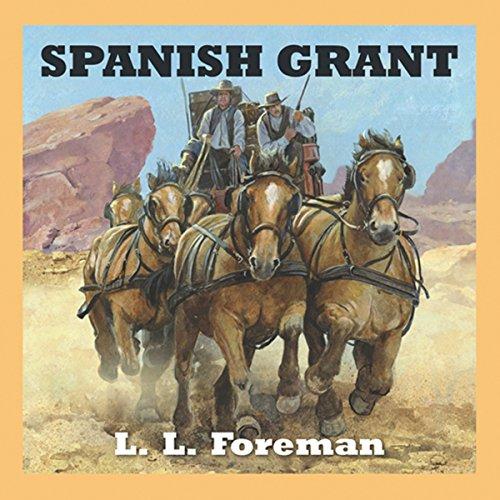 Spanish Grant audiobook cover art