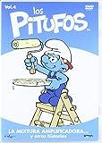 Los Pitufos 4 [DVD]