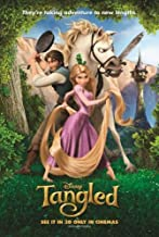TANGLED POSTER 04 DISNEY KIDS POSTER PIXAR 2 Sizes Available