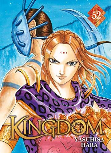 Kingdom Edition simple Tome 52