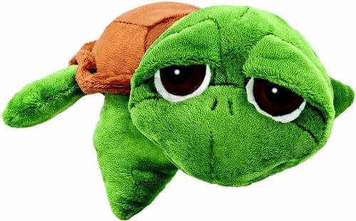 Li'l Peepers 14006 - Suki Plüschtier Schildkröte Rocky, 25.4 cm, grün