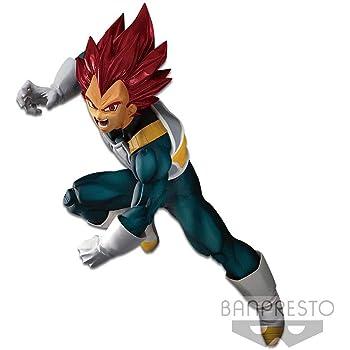Bandai México Banpresto Vegeta Super Saiyan God