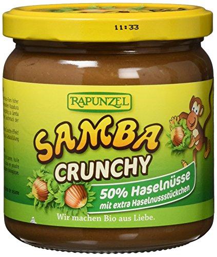Rapunzel Samba Crunchy, 1er Pack (1 x 375 g) - Bio