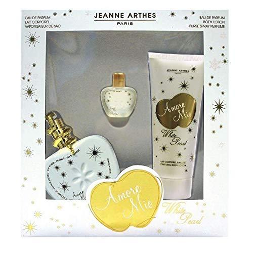 Jeanne Arthes Coffret Amore Mio White Pearl, 1 Unité, 1 Unité