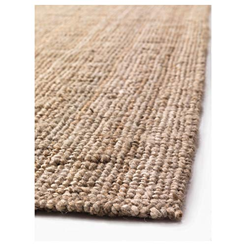 IKEA LOHALS Teppich Flachgewebt 200x300 cm natur