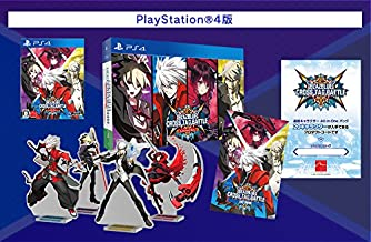 PS4 BLAZBLUE CROSS TAG BATTLE Limited Box Japan Game soft Fisrt