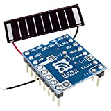 モノワイヤレス ソーラー電源管理モジュール TWE-EH SOLAR ピンヘッダ端子実装 小型ソーラパネル付属(要はんだ付け) TWE-EH-S-DI