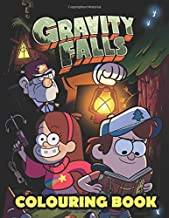 Gravity Falls Coloring Book: Super Gravity Falls book for adults and kids