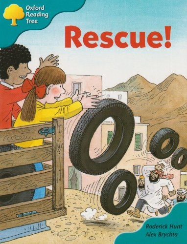Oxford Reading Tree: Stage 9: More Storybooks A: Rescue!の詳細を見る