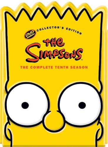 Simpsons: Season 10 [DVD]