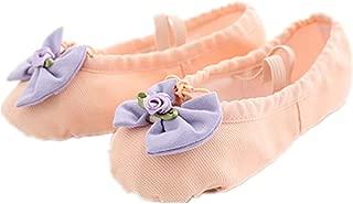 Dance Girl's Dansoft Full Sole Ballet Slipper/Shoes Dancing Yoga Shoes
