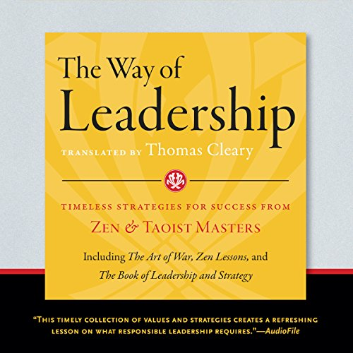 The Way of Leadership audiobook cover art