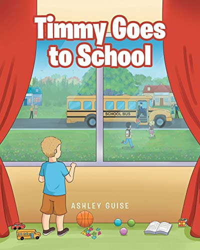 Timmy Goes to School