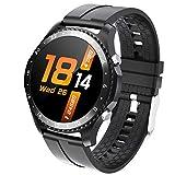 Phipuds Smartwatch Donna Orologio Fitness Uomo  Chiamata Bluetooth  Contapassi Cardiofrequenzimetro...