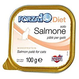 forza10Cat, Diet Only Salmon from Iceland Gr.100