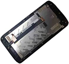 UFIXBEST Complete LCD Display Touch Screen Glass Panel Digitizer Assembly + Frame Replacement Repair Parts For HTC Desire 526g D526g (No Fit For Desire 526) Black