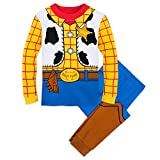 Disney Woody Costume PJ PALS for Boys Size 2