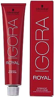 Schwarzkopf Professional Igora Royal Absolutes Hair Color - 4-60