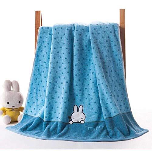 Onderzee 100% Katoen Handdoek Nijntje Cartoon Konijn Creatieve Gezicht Handdoek