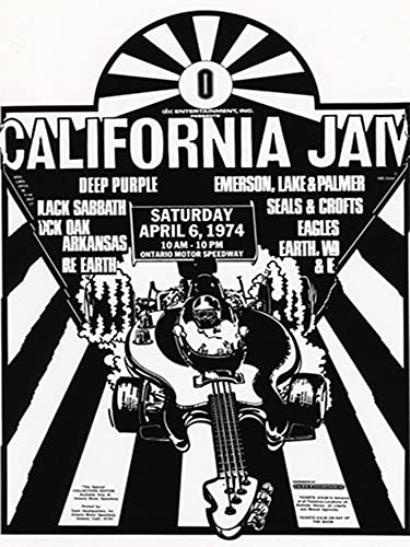 Deep Purple - Live at the California Jam 1974