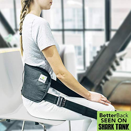 BetterBack #1 Lower Back Support Posture Belt