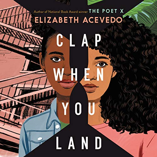 Clap When You Land audiobook cover art