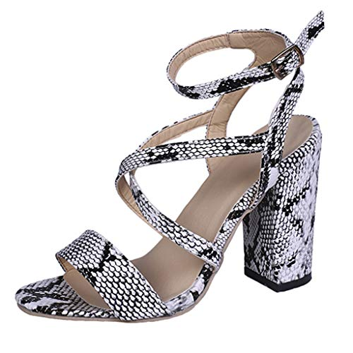 Vovotrade Damesschoenen sandalen & sandalen High Heel Damesmode open teen slang gesp sandalen