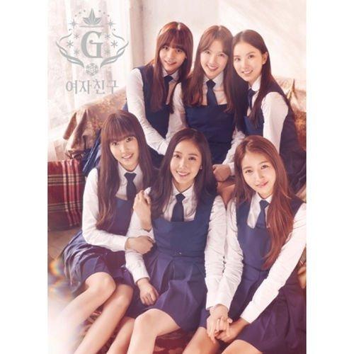 GFRIEND - 3RD Mini Album [ SNOWFLAKE ] CD+Booklet+1p Photo Card K-POP Sealed GIRL FRIEND