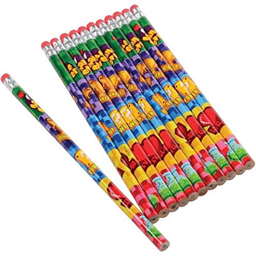 Fantastic Deal! Power UP Pencils, Sold by 30 Dozens