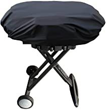 YLYWCG Barbecue Cover, Weber Q2000 Q200 Series Portable Oven Waterproof Cover, 210D / 600D Optional BBQ Grill Cover (Color : 210D, Size : 905527cm)